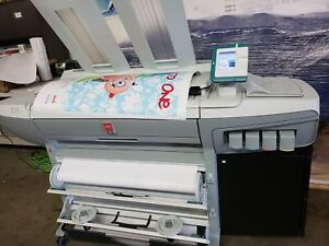 Oce Colorwave 300 Multi Functions Wideformat Plotter Perfect Very Clean