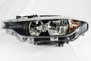 New Bmw 330e Hella Front Left Headlight Assembly 012101951 63117365599