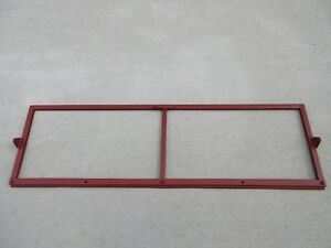Inner Windshield Frame Fits Willys Jeep Mb Gpw Ford Mwa021