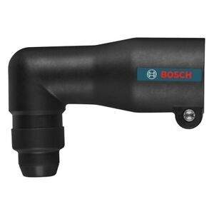 Bosch Sds plus Rotary Hammers Effortless Drilling Right Angle Attachment Durable