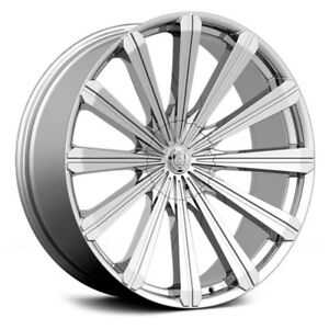 18 Inch B18 Chrome Rims Tires 18 Jeep Compass Accord Altima Civic Camry