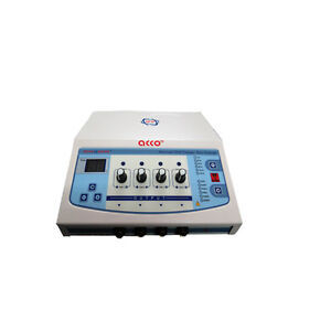 Electrotherapy Unit 4 Channel For Physical Therapy Physiotherapy Product