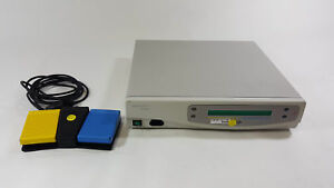 Gynecare Versapoint Electrosurgery Generator System 00482 W Foot Switch