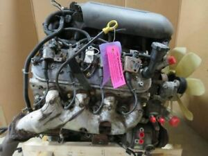 4 8 Liter Engine Motor Lr4 Gm Gmc Chevy 138k Complete Drop Out Ls Swap