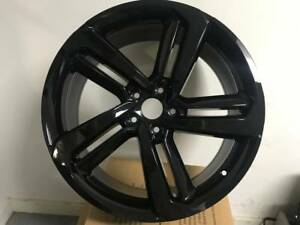 Brand New 20x8 5 2018 Gloss Black Accord Sport Hfp Style Rims Fits Honda Civic