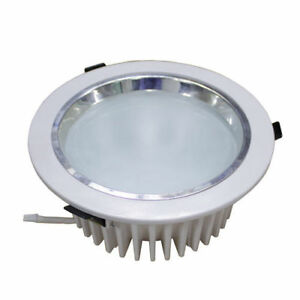 20w 1500 lumen 6 in Led Recess Down Light With Driver White 12 pack Final Sale