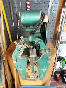 Vintage Foley Belsaw Model 200 Automatic Saw Filer Clean Working Condition