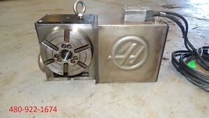 Haas Hrt 160 Rotary Table Cnc Ref 7795823