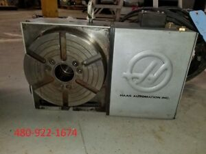 Haas Hrt 210 Rotary Table Cnc Ref 7795822