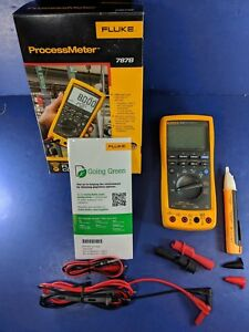 Brand New 787b Processmeter Original Box Accessories