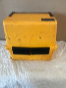 Spectra physics Precision Laserplane 130 Laser Level With Target Case Working