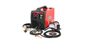 Lincoln Electric Wire Feed Welder 140 Amp 140 Hd Mig Home Auto body Farm Repairs