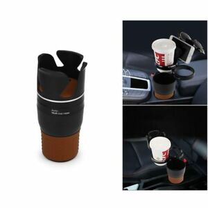 Best Auto Multi Cup Case Organizer Phone Holder Car Drink Bottle Gadget Storage