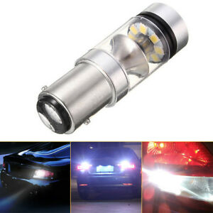 1157 Bay15d P21 5w Led Car Tail Stop Brake Backup Reverse Light Bulb Lamp