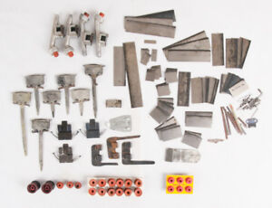 Vintage Parts For Kluge Letterpress Feeder Huge Lot