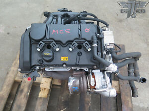 11 14 Mini Cooper S R55 R56 R57 N18 1 6l Turbo Engine Motor W Turbo