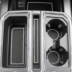 2017 2018 Ford F 150 Custom Fit Cup Holder Door Liner Accessories F150 28 Pcs