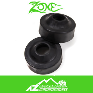 Zone Offroad 1 2 Rear Coil Spring Spacers 07 18 Jeep Wrangler Jk J2218