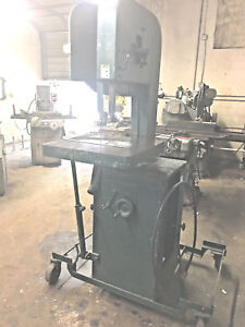Last Day all Must Go Do all Vertical Band Saw Reduced walker turner
