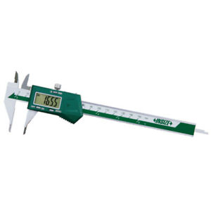 Insize Electronic Digital Small Point Caliper 0 6 0 150mm 1169 150