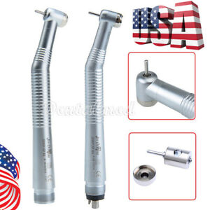 Us Fit Nsk Dental Pana Air Standard Head Push Button High Speed Handpiece 4h 2h