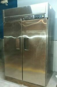 True Commercial Kitchen Heating Warming Cabinet 4 Door Restaurant Equipment 2