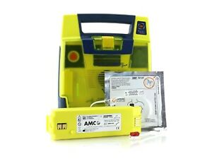 Cardiac Science Powerheart G3 Pro Aed Defibrillator rescue Ready Battery Case