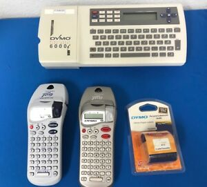 Dymo Letratag Hand Held Label Maker Thermal Printer Dymo 6000 refills 1u