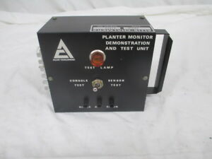 Allis chalmers Seed Monitor Test Kit 70583110