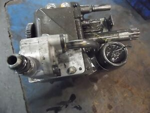 Massey Ferguson 165 Gas Farm Tractor Hydraulic Pump