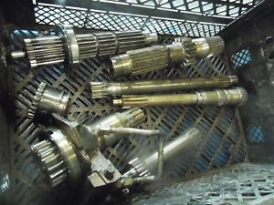 Massey Ferguson 165 Gas Farm Tractor Transmission Shafts
