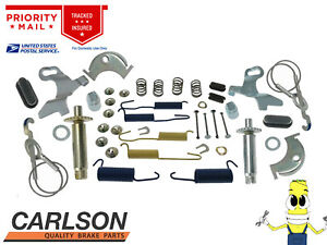 Complete Rear Brake Drum Hardware Kit For Ford Mustang 1964 1969 W 10 Drums