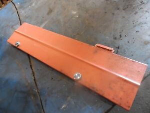 Massey Ferguson 165 Gas Farm Tractor Hood Door