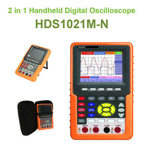 Owon 20mhz Digital Oscilloscope Dso multimeter Auto scale Circuit Testing Scpi