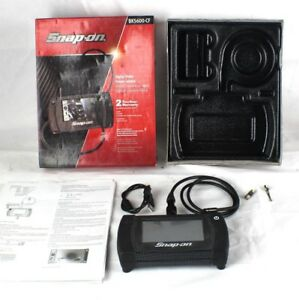 Snap on Bk5600 cf Digital Video Scope Camera Automotive Car Inspection Auto Lcd