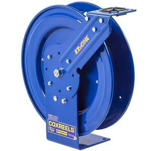 Coxreels Ez p hpl 125 1 4 inch X 25 foot Grease hydraulic Oil Hose Reel