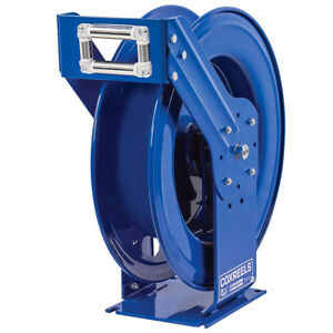 Coxreels Tshl n 550 3 4 inch X 50 foot Air water oil Supreme Hose Reel
