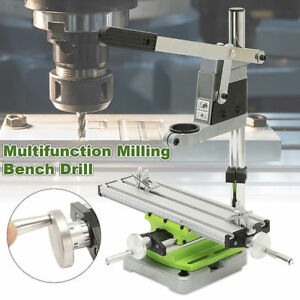 Adjustable Work Table Vise For Bench Drill Milling Machine Multi Function