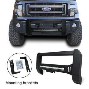 Modular Bull Bar For 2004 2018 Ford F 150 Pickup Front Brush Bumper Grille Guard