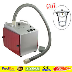 Dental Vacuum Dust Extractor Collector Cleaner Sweeper Lab Equipment 110v 220v