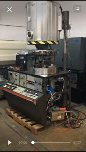 Varian 3118 E beam Evaporator And Thermal Evaporator System