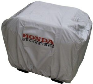 Honda Generator Cover Storage Protection Elastic Band Fit Silver Logo Eu3000is