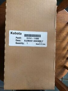 Kubota Element Assembly Part 15741 11080 Made In The Usa
