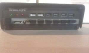 Whelen Pccs9np Programmable Power Control Center Switch Panel Pn 01 0883861 00