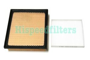 Combo Engine Cabin Air Filter For Toyota Tacoma 16 20 V6 3 5l Engine Only