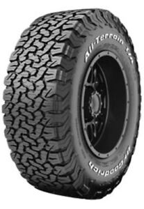 Bf Goodrich All Terrain T A Ko2 Lt315 70r17 E Tire