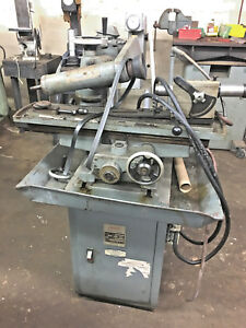 Sold Building all Must Go enco Tool Cutter Grinder With End Mill Fixture