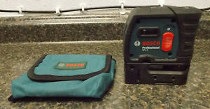 Bosch Professional Gpl5 Five Point Self leveling Alignment Laser Nice