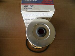 Gf157 Ac Fuel Filter 1958 59 Dodge Plymouth Desoto Ford Mercury Chrysler