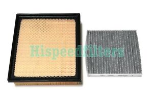Engine Carbon Cabin Air Filter For Toyota Tacoma 2016 2020 V6 3 5l Engine Only